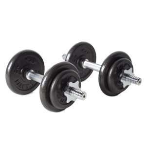 CAP dumbbell set